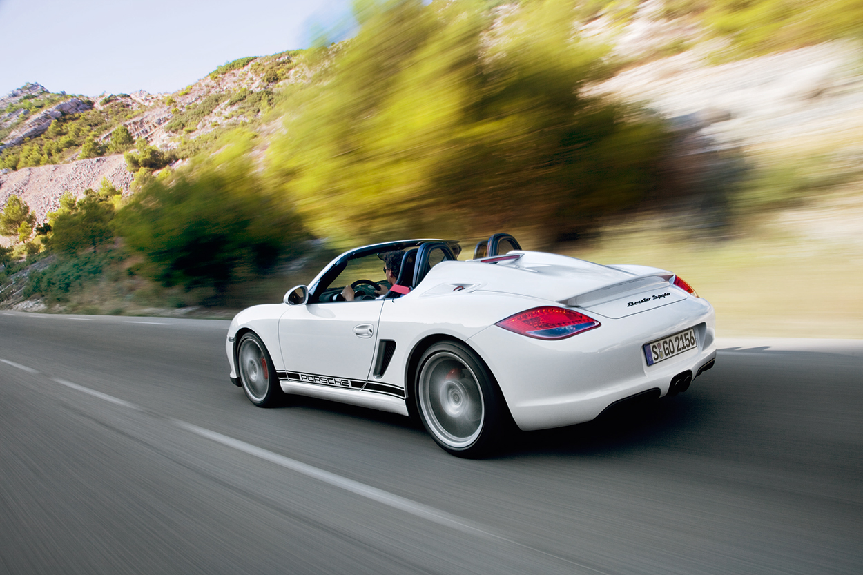 Model Guide Type 987 Boxster Matures Cayman Coupe Launches Porsche Engine Vacuum Diagram Above 2011 Spyder