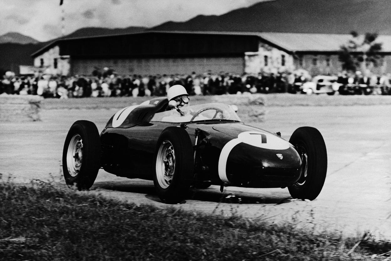 Dan Gurney Who Scored Porsche S Only F1 Wins As A Manufacturer Dies At 86 Porsche Club Of America