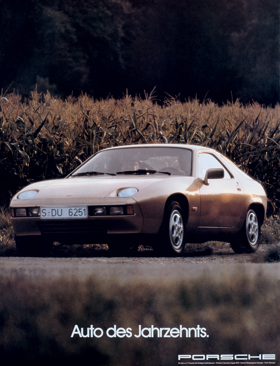 Model Guide: The 928, Porsche's V8-powered luxury muscle car