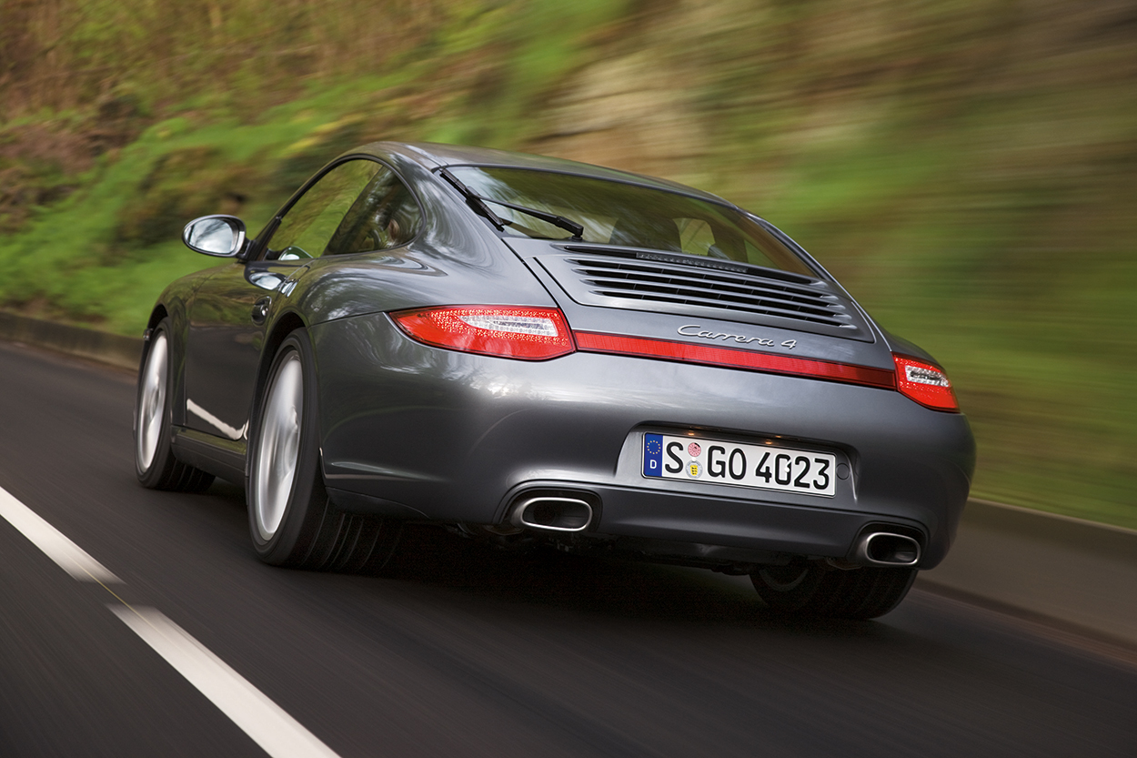 Five reasons why a 997 2 base Carrera is the Porsche we