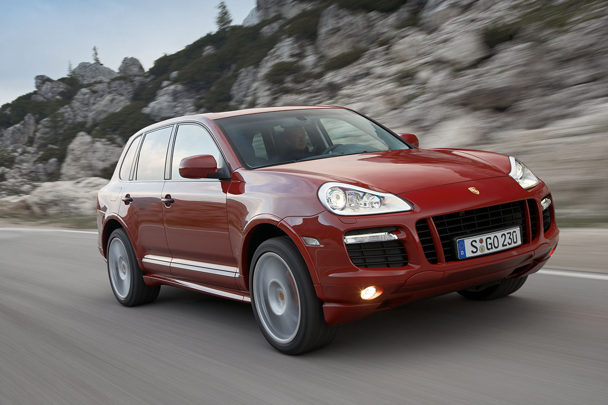 Cayenne Gts Shows Of The Post Facelift Styling Updates Refer To Lead Image See Updated At Rear