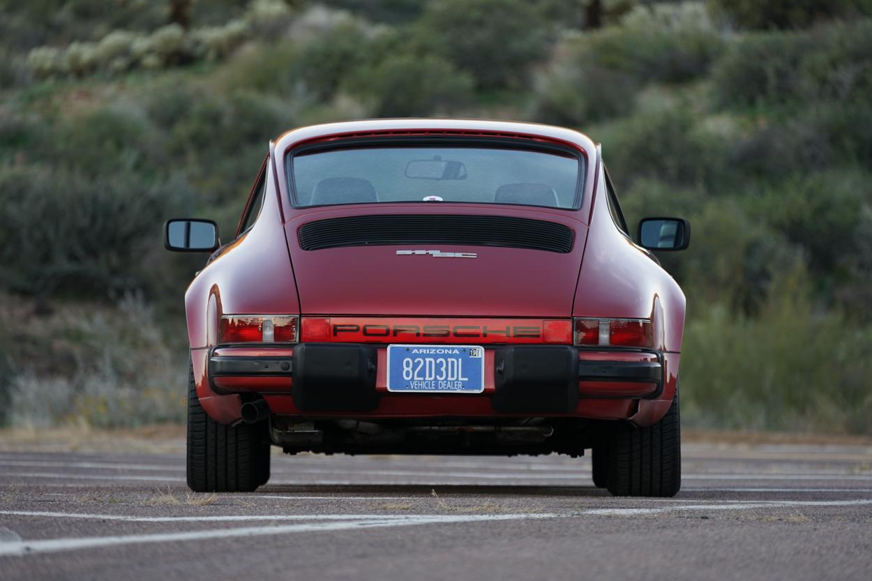 Renting A Classic Porsche 911 Sc Porsche Club Of America