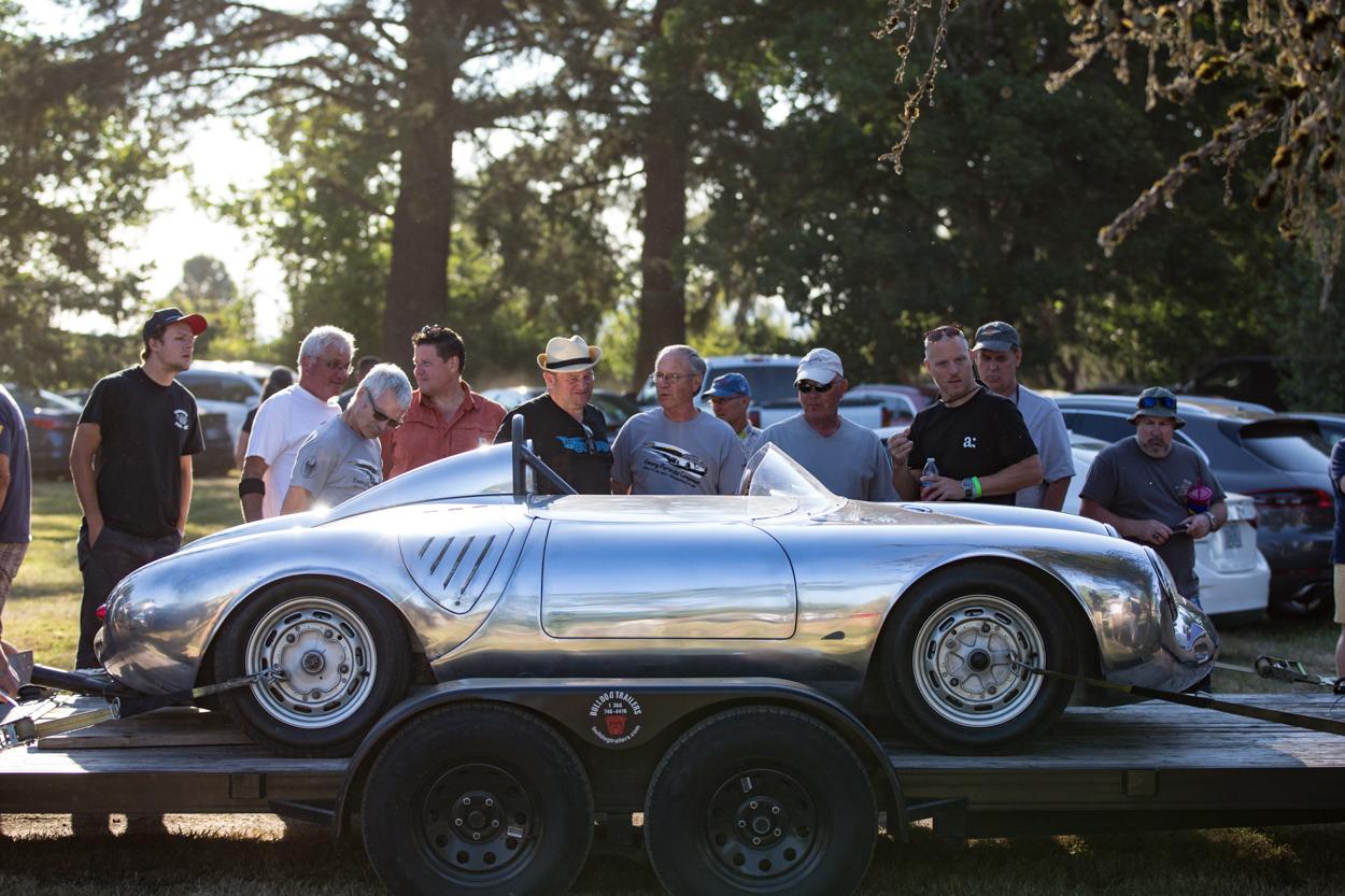 Post Parade Pastime Emory Porsche Campout Reunion