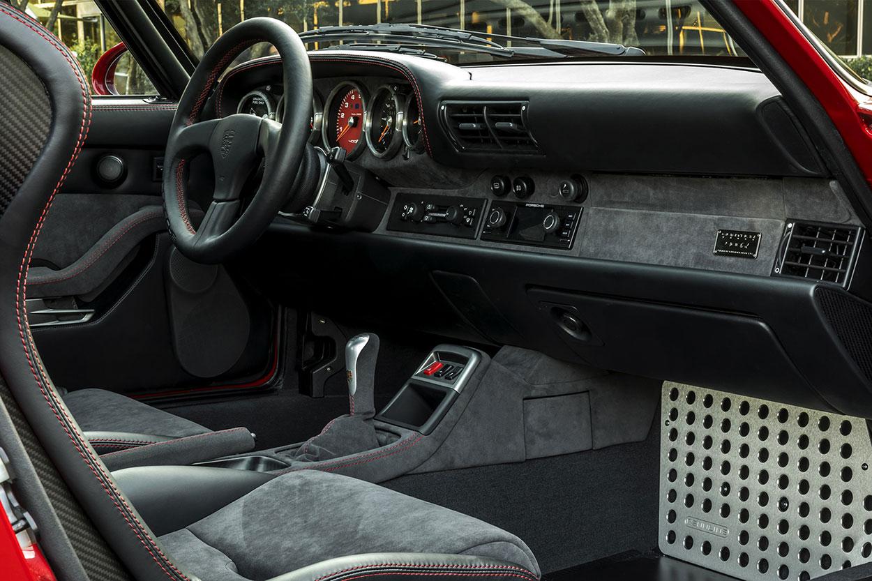 Gunther Werks 400r A Carbon Fiber Bodied Porsche 993 With