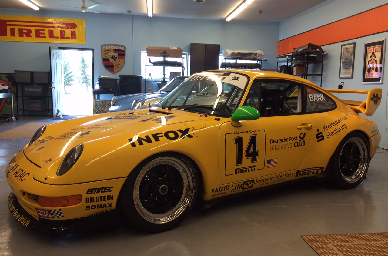 PCA Club Racing will have run group at Rennsport Reunion V