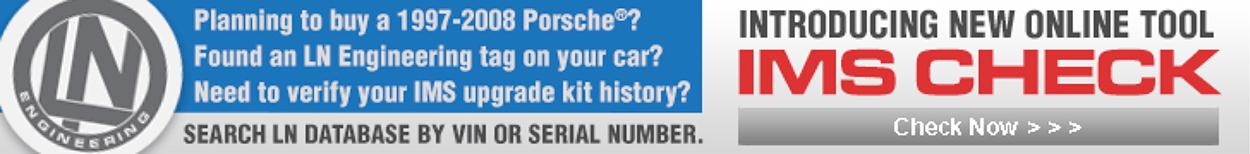 Why choose a ceramic IMS bearing | Porsche Club of America