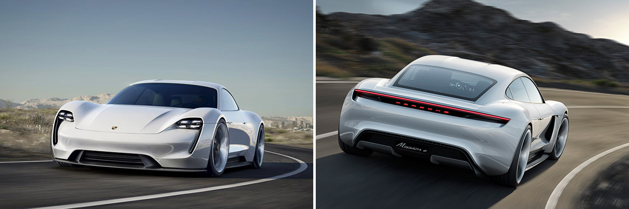 The German Carmaker Says Mission E Accelerates To 62 Mph In Less Than 3 5 Seconds 124 Under 12 And Laps Nürburgring
