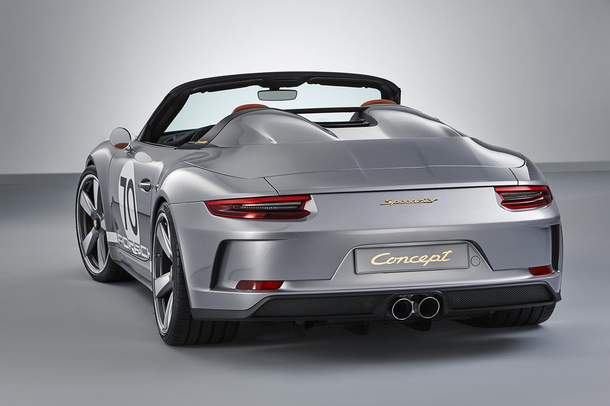 Porsche Mission E Concept Becomes Taycan 4 0 Liter 911