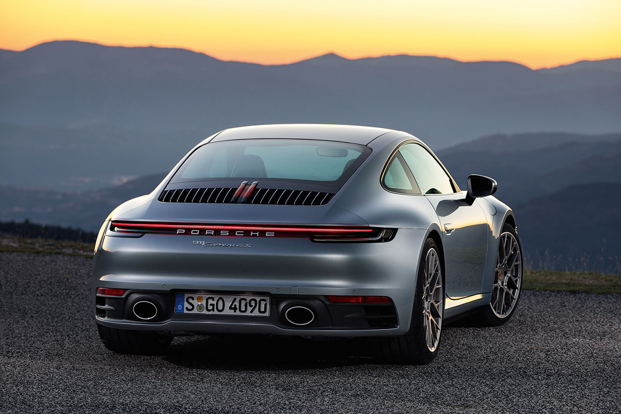 Porsche Pulls Cover Off 2020 911 Carrera S And 4s Porsche Club Of