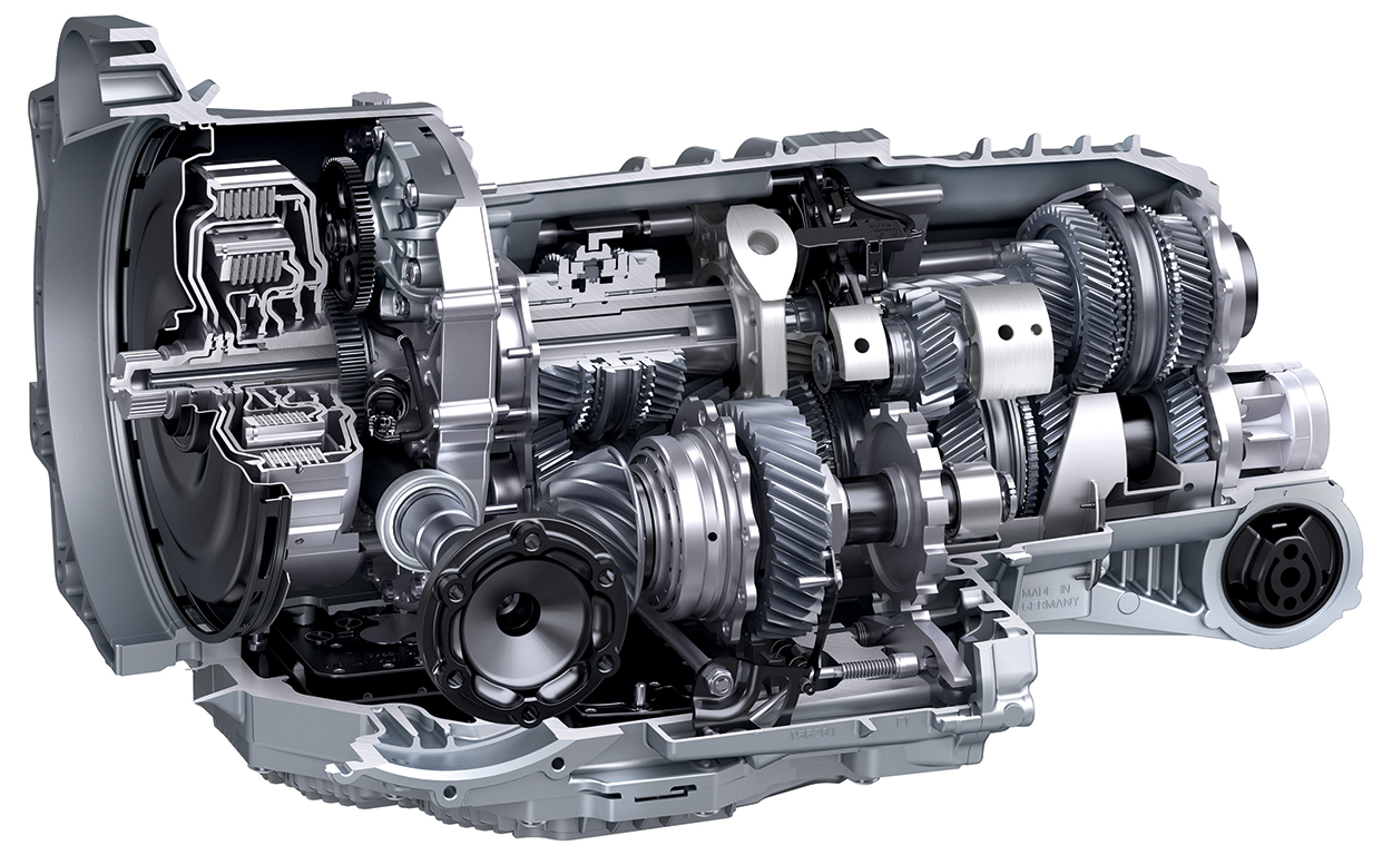 Model Guide Type 987 Boxster Matures Cayman Coupe Launches Engine Diagram Above Seven Speed Pdk Automatic Transmission Cutaway Image