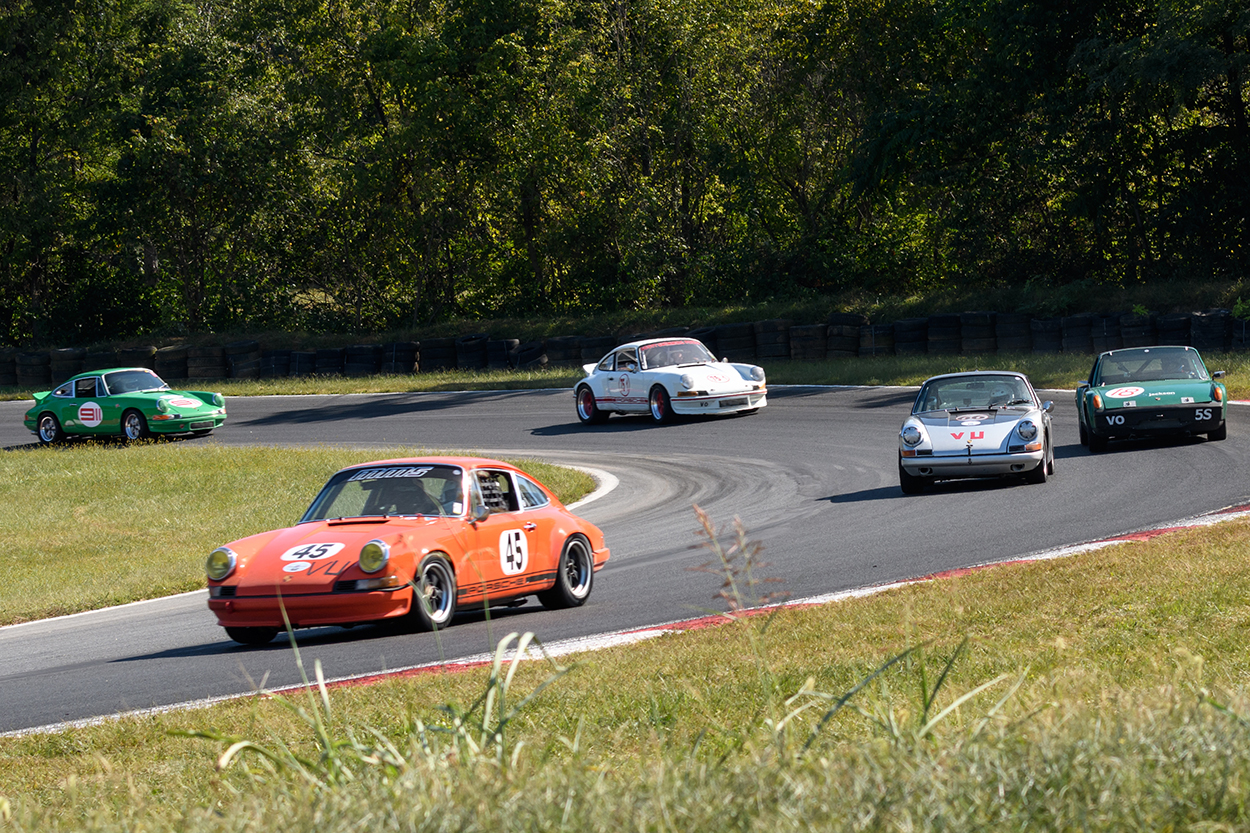 PCA Club Racing expands vintage racing program | Porsche Club of America